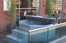 Hot Tub Hire for Nightclubs
